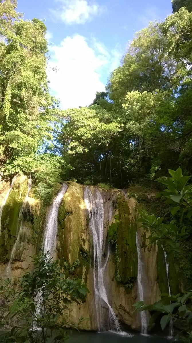 Daranak Falls by JasonAvenger23