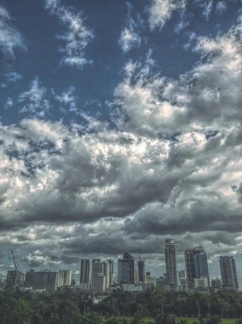 Sky- scrapers by JasonAvenger23
