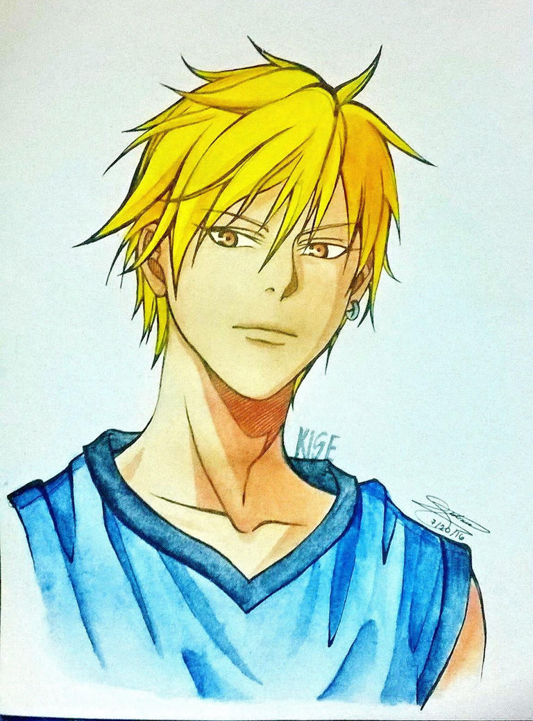 Kise by JasonAvenger23