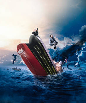 The Sinking of the S.S. Rossello