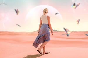 Dunes by viarobinson