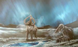 Wrangel Island, 4000 years ago
