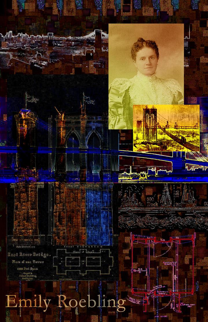 Emily Roebling by Rakista