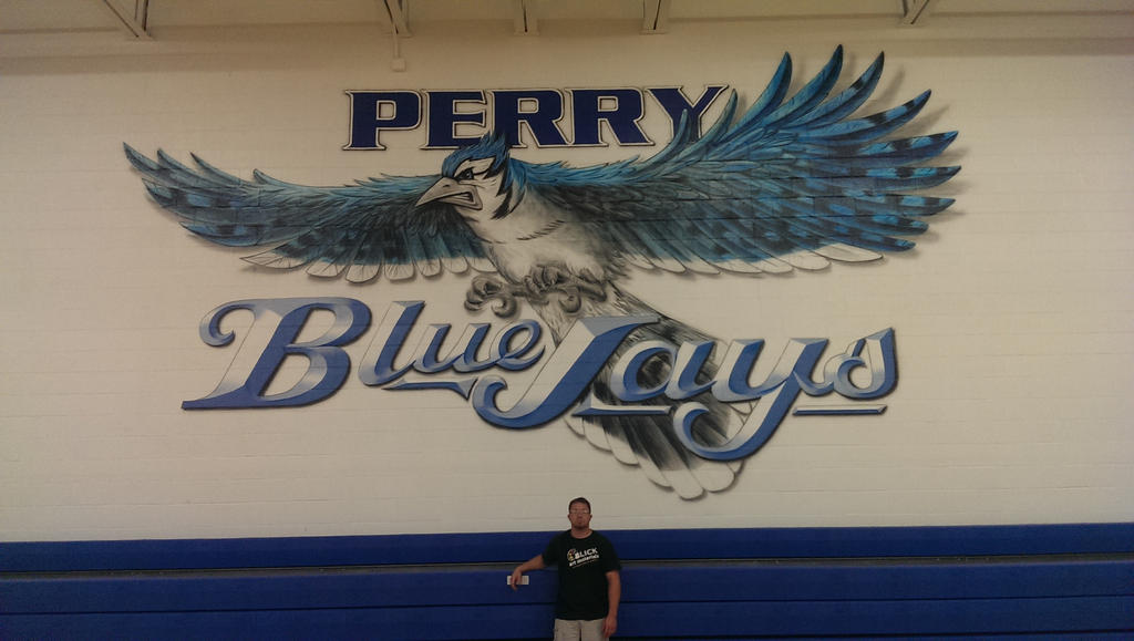 bluejay gym by itva