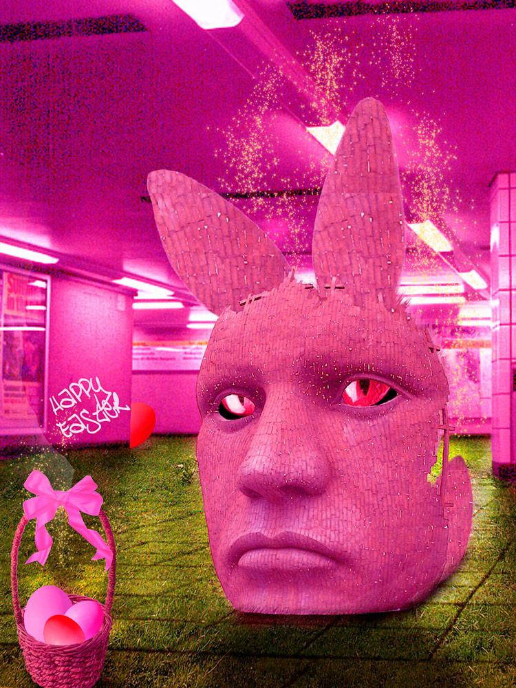 Iron-rabbit