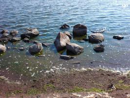 sea rocks by Helz-Design