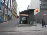 Helsingin Yliopisto Metroasema