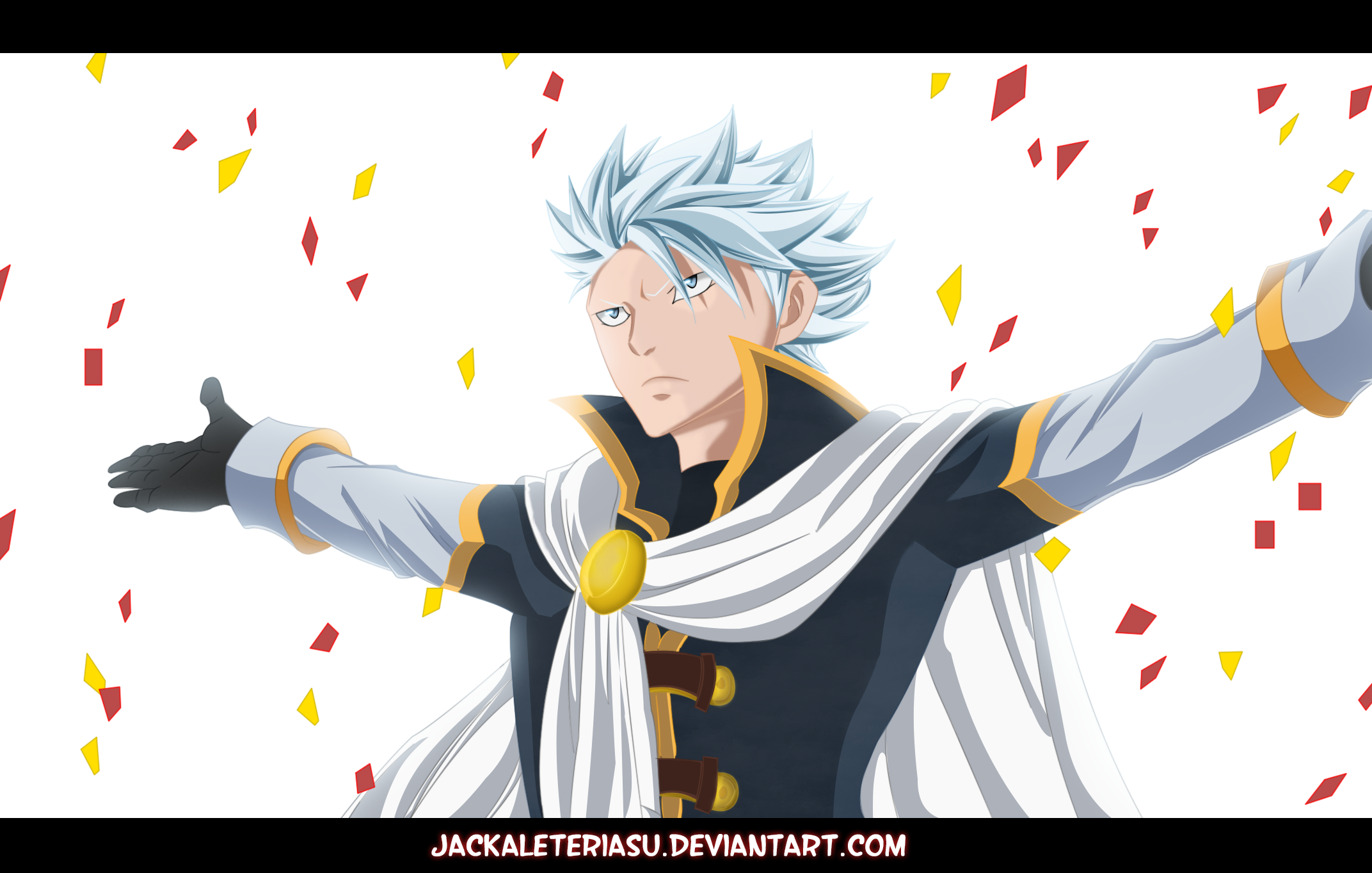 This Is Fairy Tail: Top 100 Strongest Characters in Fairy Tail
