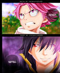 Fairy Tail 445 Natsu and Zeref collab