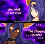 Fairy Tail Seilah intellectual demon