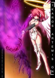 Sora no Otoshimono Ikaros Artemis