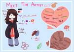 +Meet The Artist+