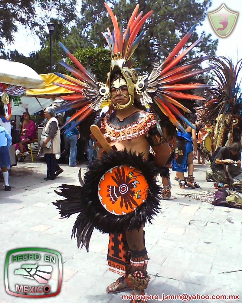 Danzas Aztecas 4 by jese-mx