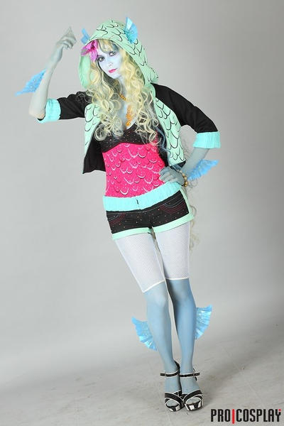 Lagoona Blue cosplay by CarambolaG