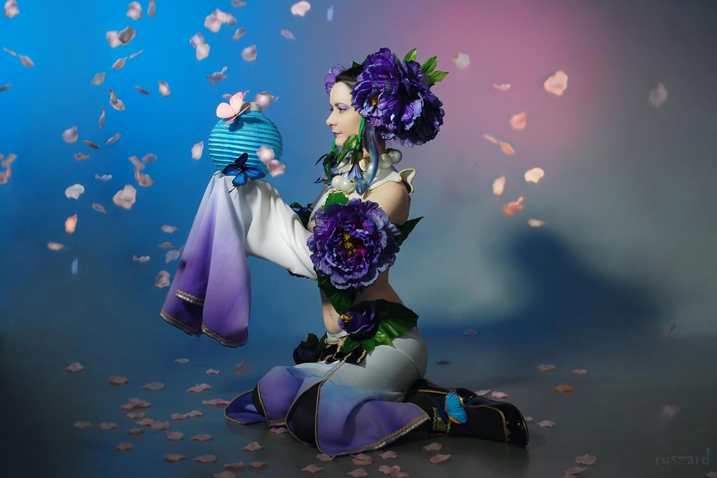 人像摄影CarambolaG - ★  牧笛  ★ - ★★★ 世界数码艺术博览★★★