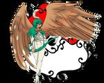 {PL} Anri Tsukimi by Dragon-of-Hearts