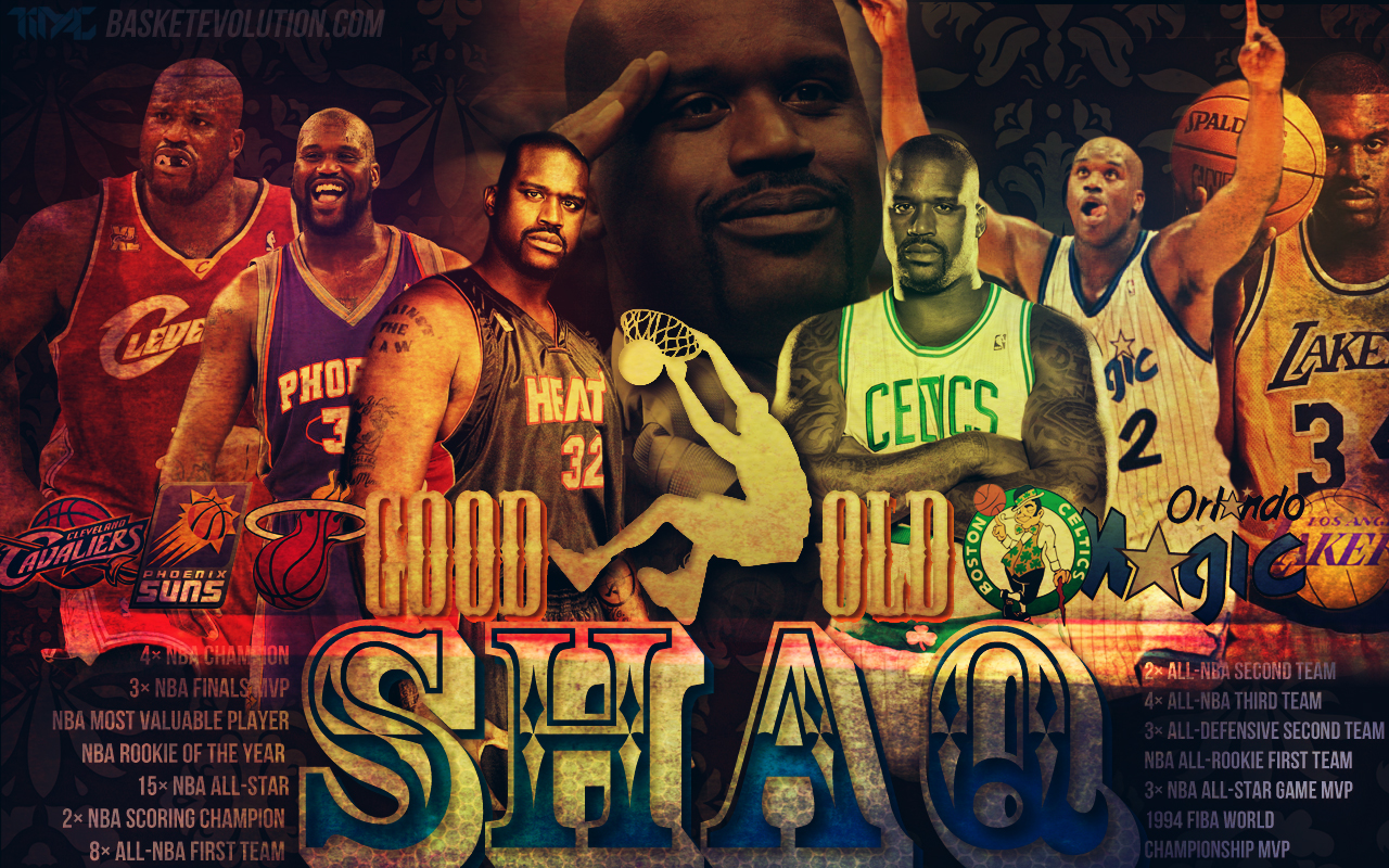 shaquille o rsquo neal wallpapers - photo #21