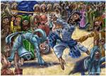 2 Samuel 6 - The Ark brought to Jerusalem