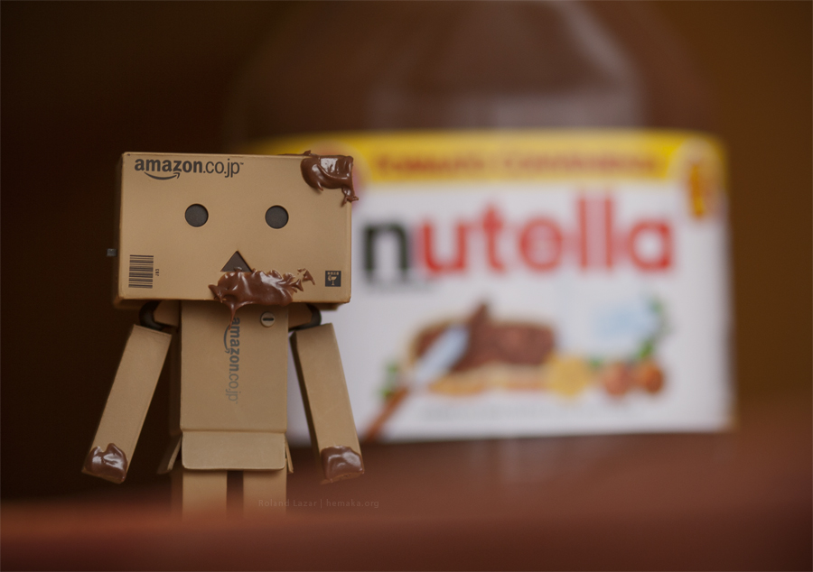 Nutella? What Nutella? by ~Hemaka86