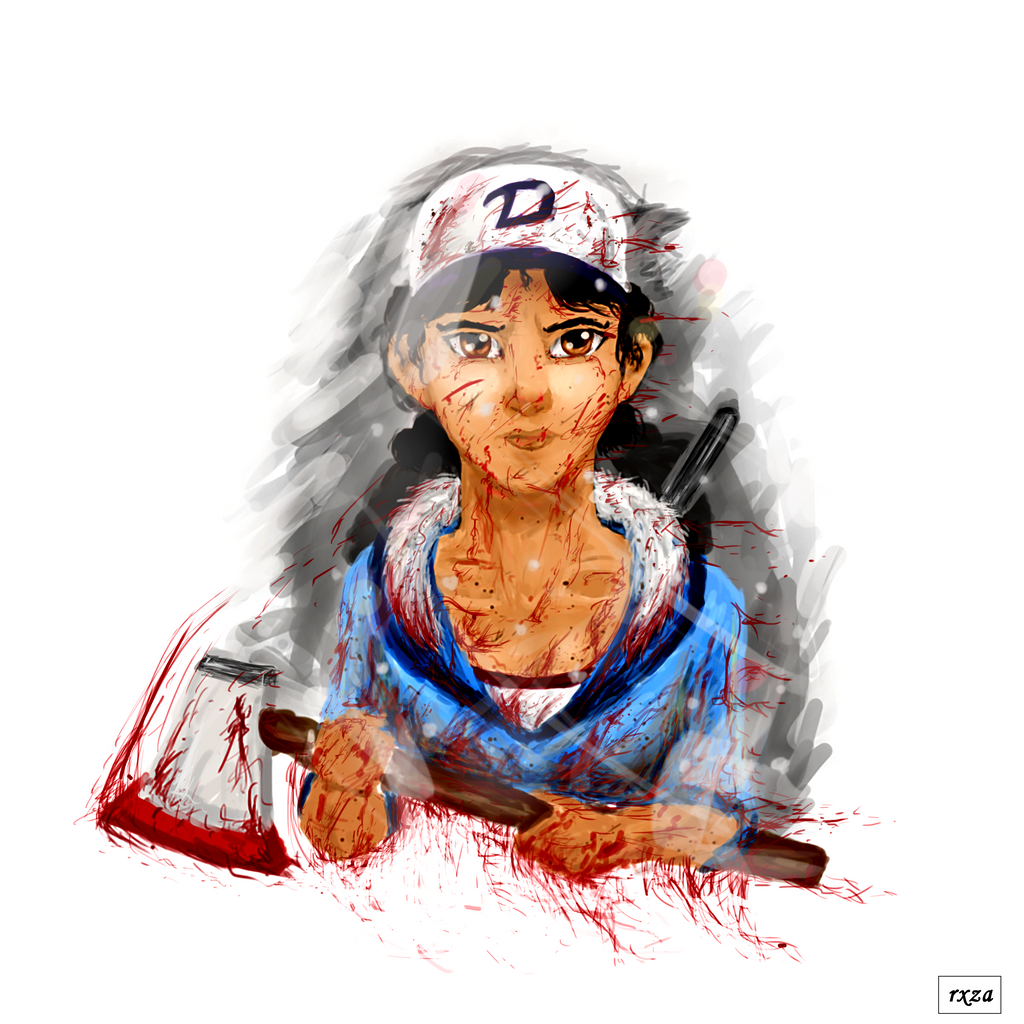 Clementine: The Walking Dead By Rezadroidjr On DeviantArt