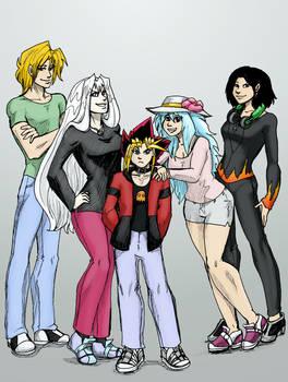 Yukai and gang