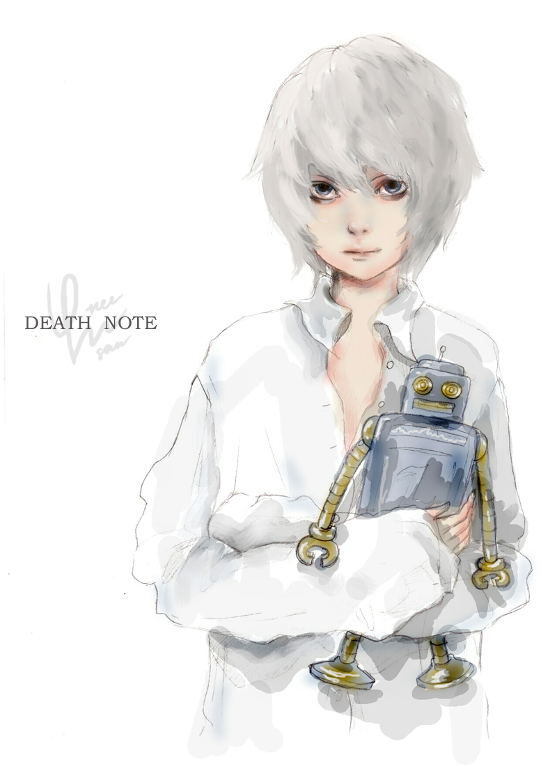 Young Near_Death Note
