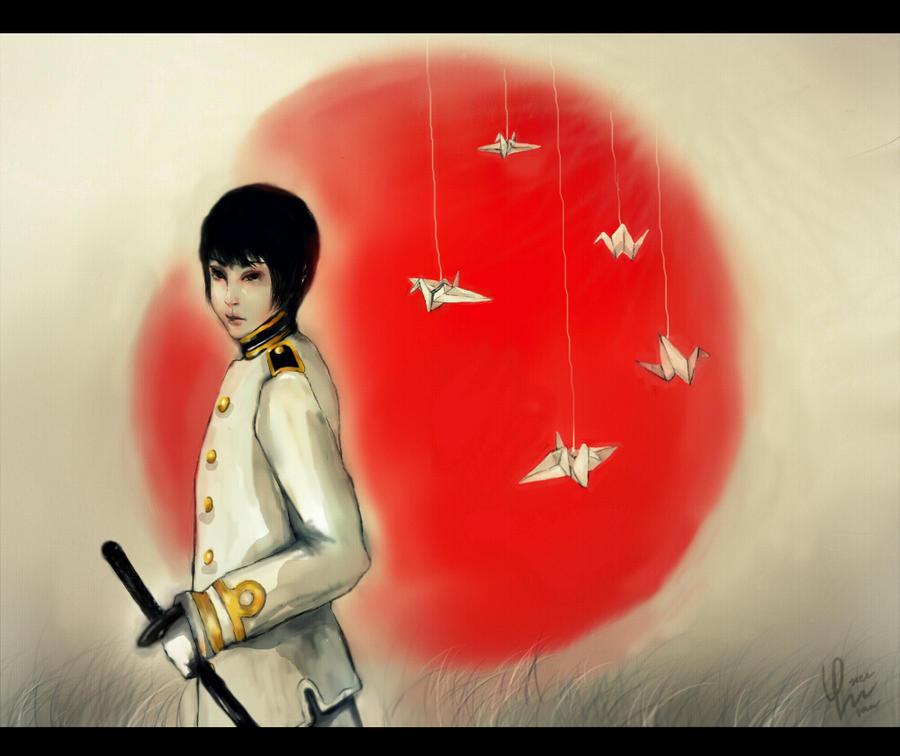 Hetalia_Japan by DZIU09