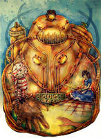 Bioshock 2 by DZIU09