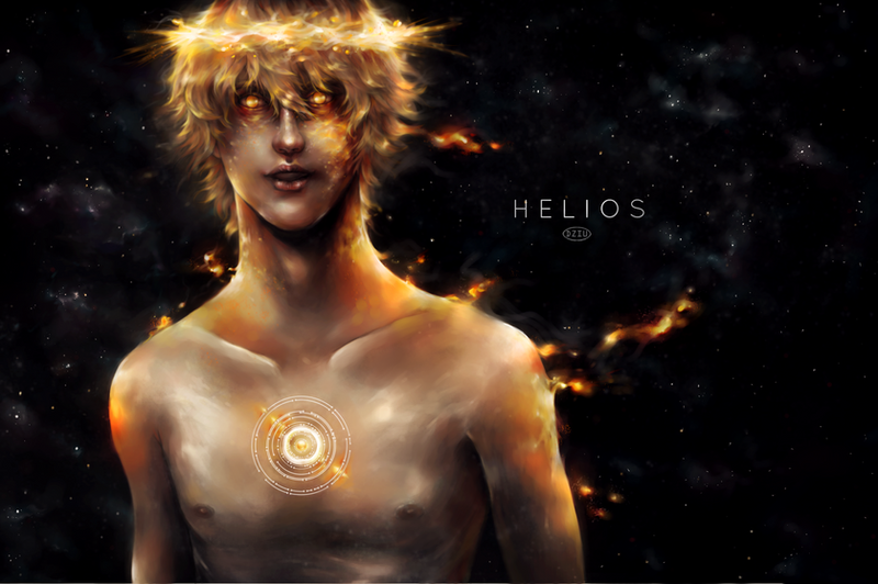 Helios by DZIU09