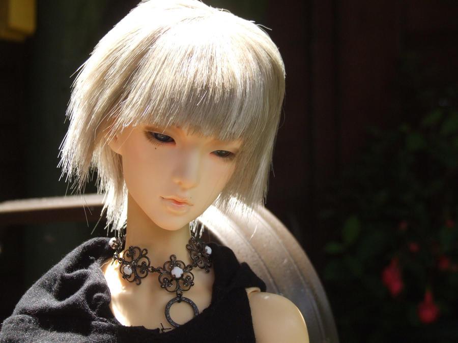 Waiting for Junya-sama by sweet-potato-ocarina
