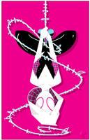 Spider Gwen by Daguu