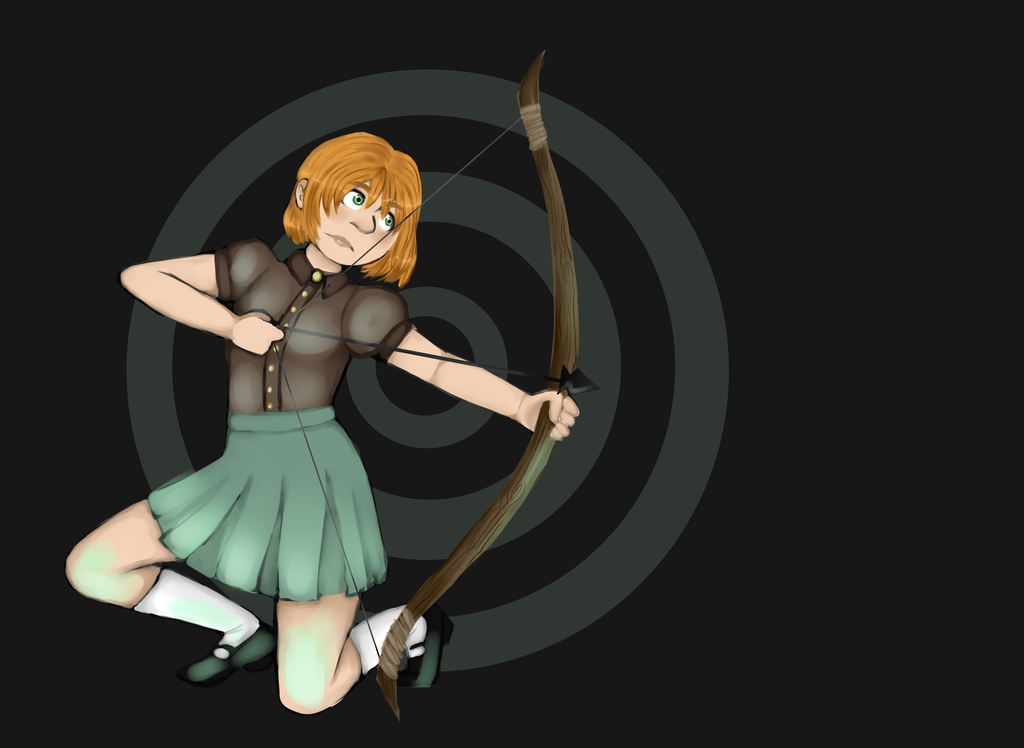 Artemis by halopanda