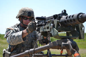 .50 Cal Qualification by CombatCamera09