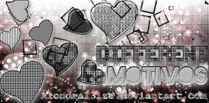 +DifferentMotivos by alondra13ize
