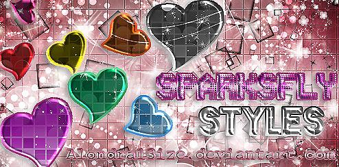 +SparksFlyStyles by alondra13ize