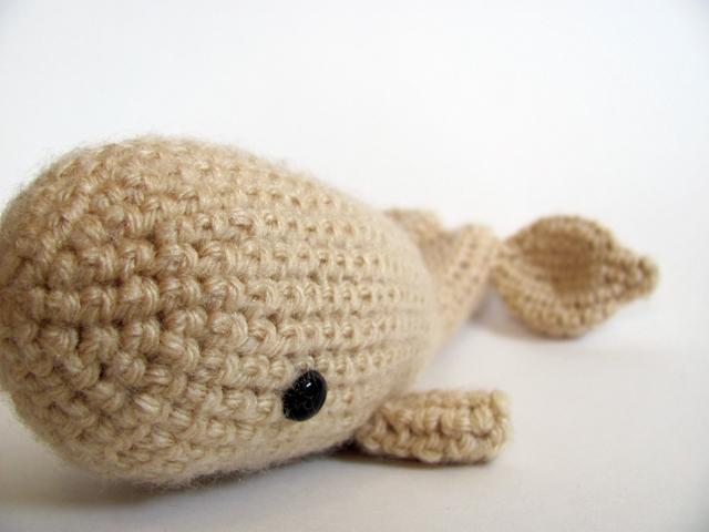 Free Crochet Amigurumi Whale Patterns : Amigurumi whale by mevvsan on deviantart