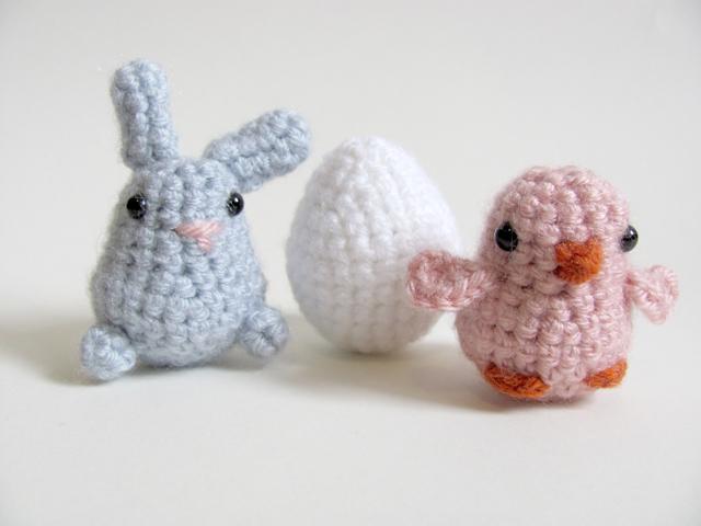 Amigurumi Easter 1 by MevvSan