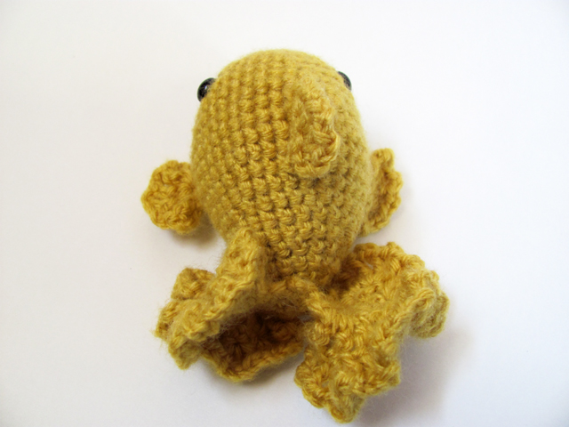 Amigurumi Goldfish : Amigurumi Goldfish 3 by MevvSan on DeviantArt