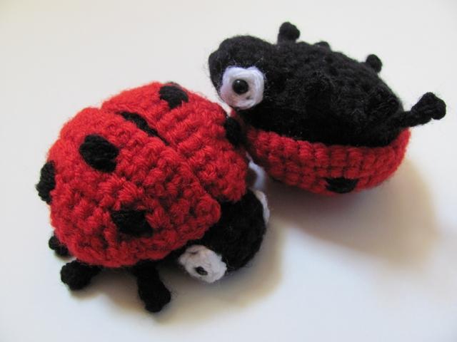 Amigurumi Ladybug 1 by MevvSan on deviantART