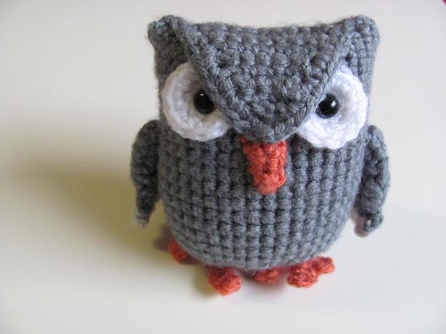 Amigurumi Owl Free Pattern : Amigurumi owl 1 by mevvsan on deviantart