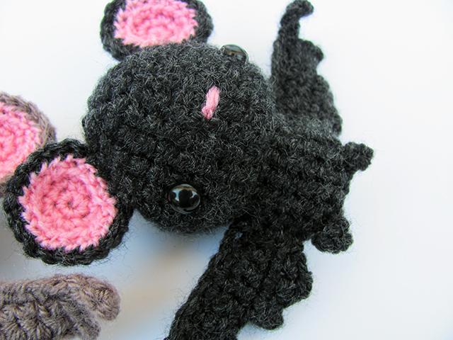 Make Amigurumi Bat Crochet : Amigurumi Bat 3 by MevvSan on DeviantArt