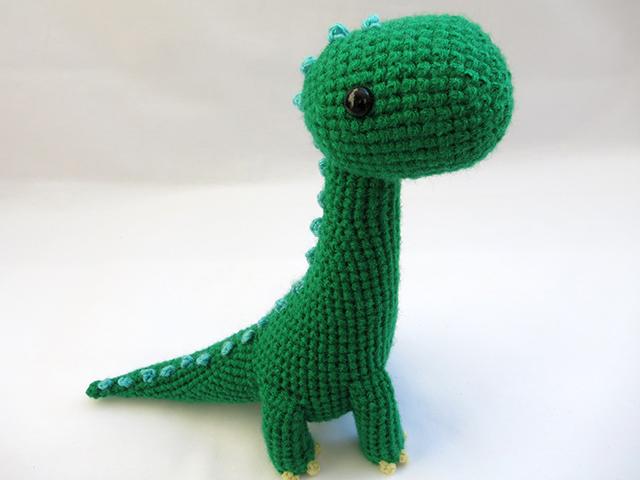 Amigurumi Dinosaur : Amigurumi Brachiosaurus Dinosaur 4 by MevvSan on DeviantArt