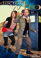 Who's the Doctor? by selkie-x