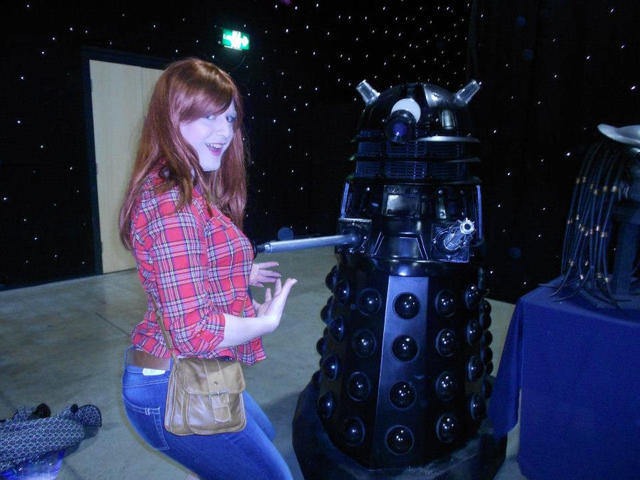 pfft - typical Dalek by selkie-x