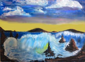 Oceantrap by Keatsmuse