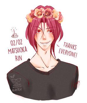 Happy Birthday, Rin!