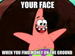 Patrick meme no. 2 by Kellarn