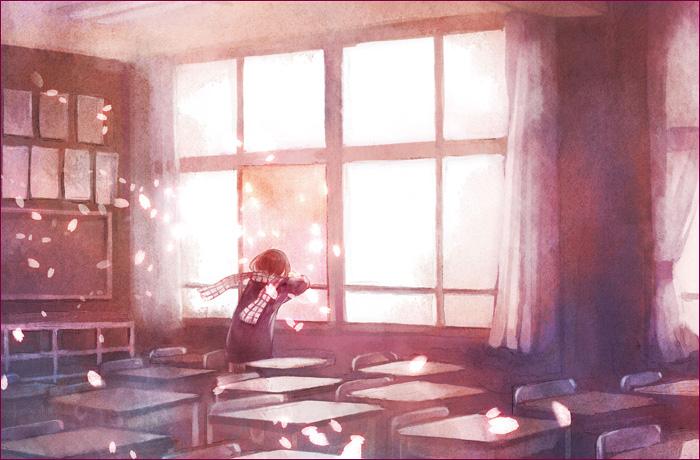 Anime by binosume