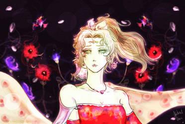 Terra Branford - Final Fantasy VI (III) by AbstractUnic