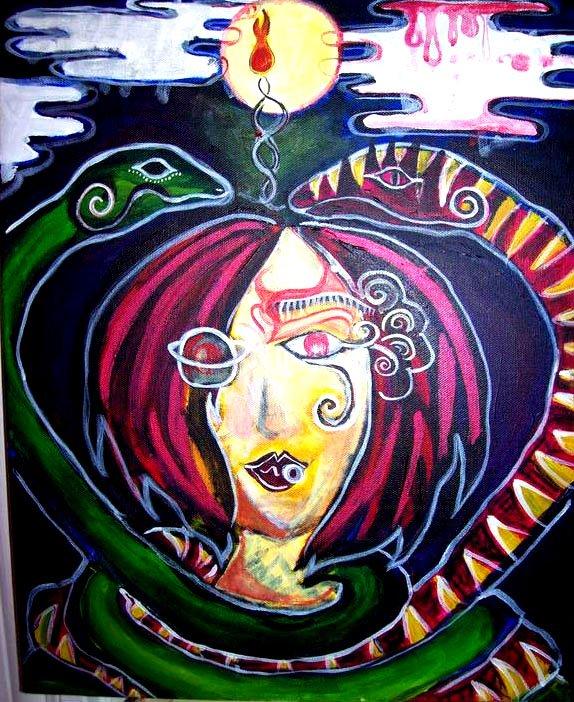 Jenni Paints by JenniNexus